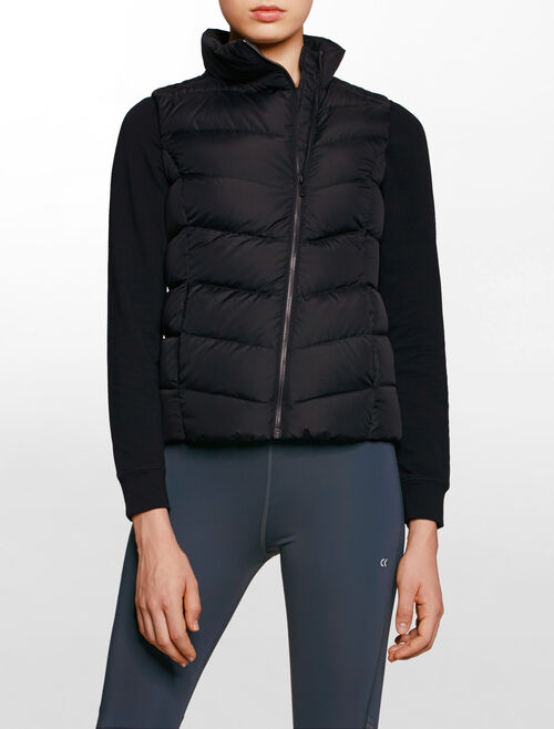 CALVIN KLEIN LIGHT WEIGHT DOWN VEST