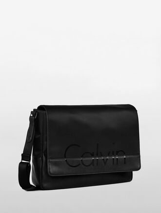 CALVIN KLEIN MODERN SURPLUS SLIM MESSENGER