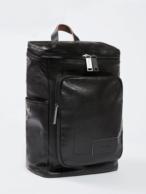 CALVIN KLEIN BOND ZIPAROUND BACKPACK