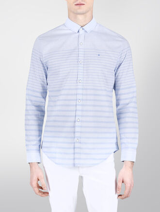 CALVIN KLEIN EGIS STRIP SHIRT
