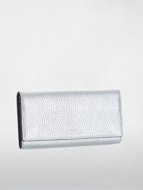 CALVIN KLEIN LONG FLAP CLASSIC WALLET
