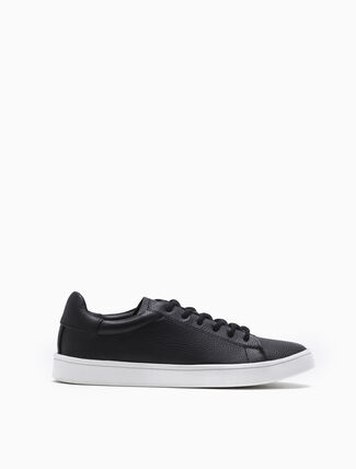 CALVIN KLEIN TONYA LACE UP SNEAKERS