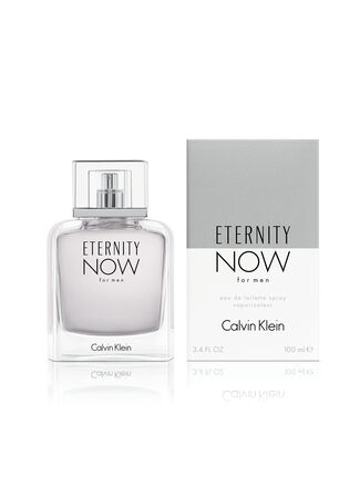 CALVIN KLEIN ETERNITY NOW FOR MEN EAU DE TOILETTE SPRAY 100ML