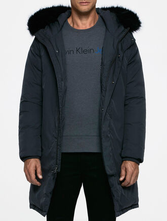 CALVIN KLEIN HEAVY DOWN JACKET