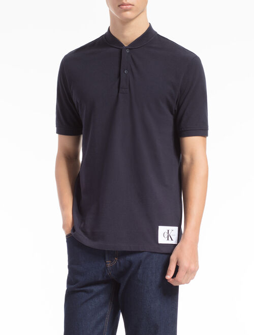 CALVIN KLEIN PRIMO POLO SHIRT IN REGULAR FIT