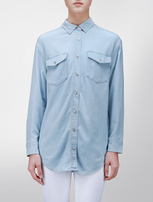 CALVIN KLEIN ORIGINAL CALVIN DENIM SHIRT