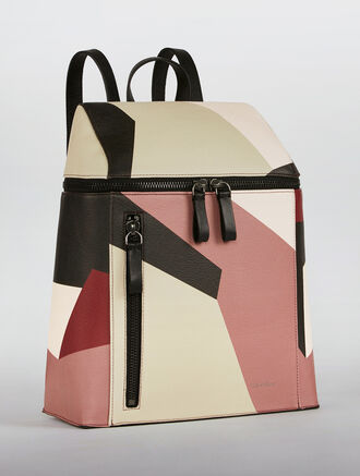 CALVIN KLEIN SQUARE CITY BACKPACK