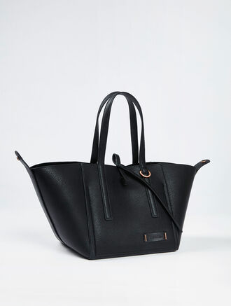 CALVIN KLEIN ULTRA LIGHT DARCY REVERSIBLE CITY TOTE