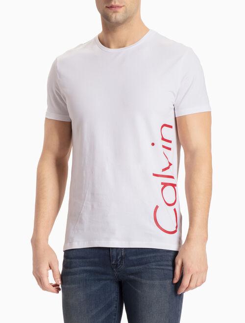 CALVIN KLEIN LOGO ショートスリーブ Tシャツ