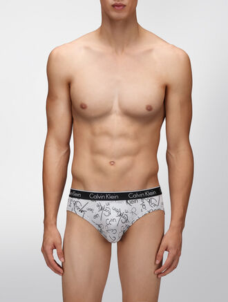 CALVIN KLEIN CK ONE COTTON HIP BRIEF