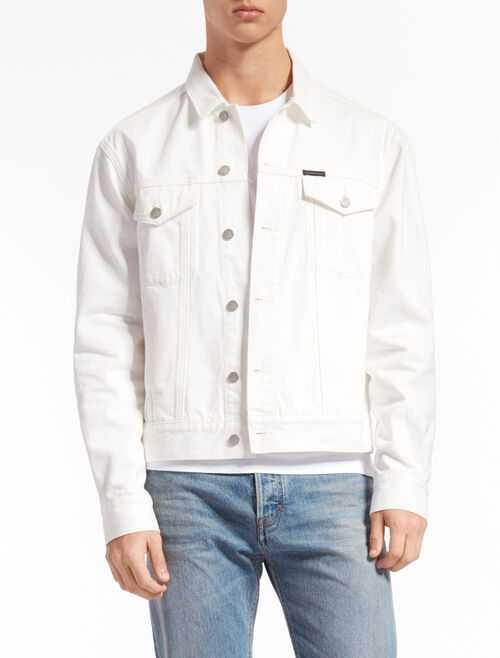 CALVIN KLEIN ARCHIVE DENIM TRUCKER JACKET