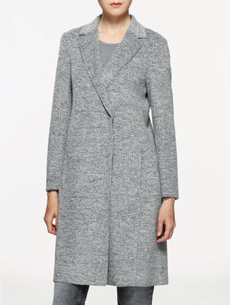 CALVIN KLEIN BLISS LONG BLAZER