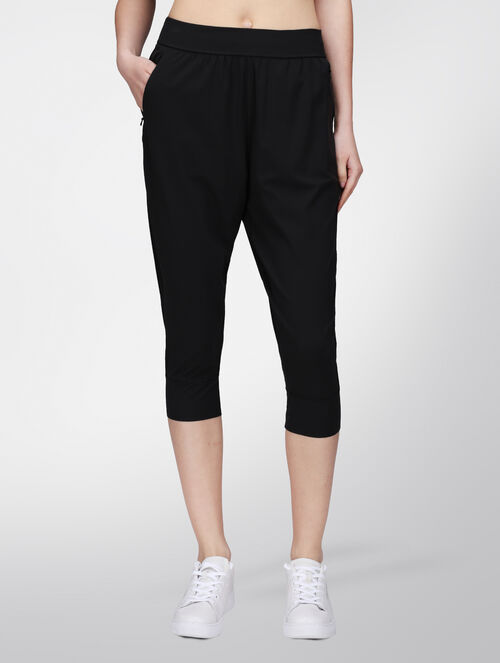CALVIN KLEIN DROP CROTCH SWEAT PANT