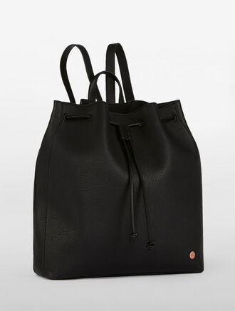 CALVIN KLEIN ULTRA LIGHT II DRAWSTRING BACKPACK
