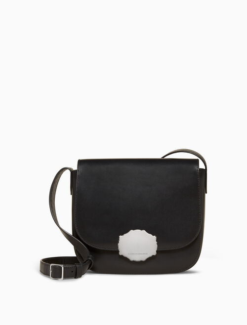 CALVIN KLEIN WESTERN SADDLE BAG