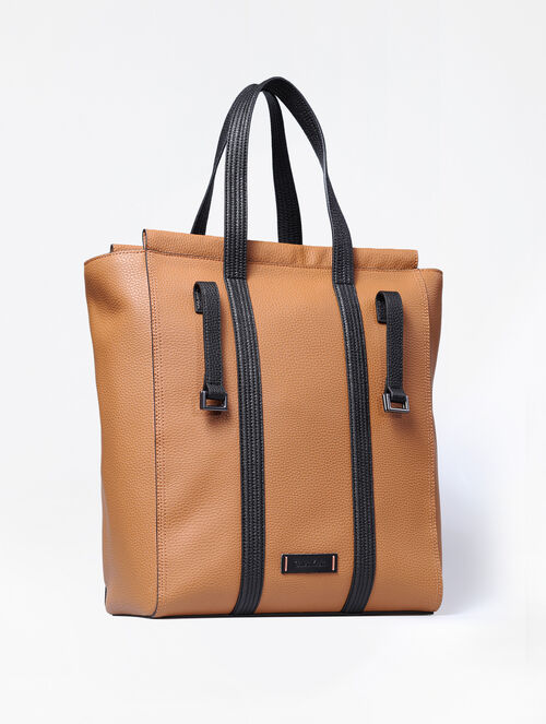 CALVIN KLEIN SPORT LUX NORTH SOUTH TOTE