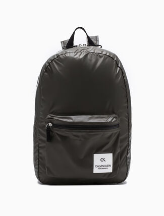 CALVIN KLEIN ZIP BACKPACK