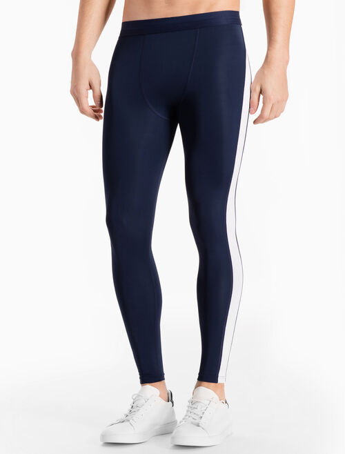 CALVIN KLEIN PERFORMANCE LEGGINGS WITH LOGO BAND