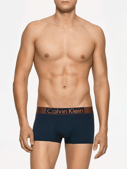 CALVIN KLEIN IRON STRENGTH MICRO LOW RISE TRUNK