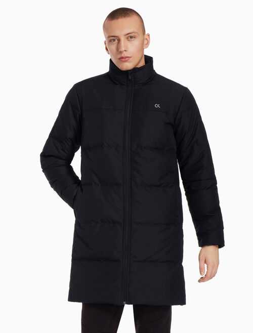 CALVIN KLEIN BASIC LONG DOWN JACKET