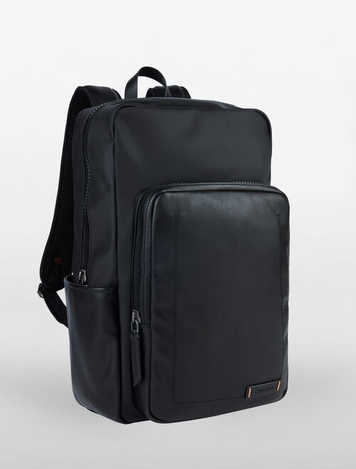 CALVIN KLEIN BOND NYLON SLIM SQUARE BACKPACK
