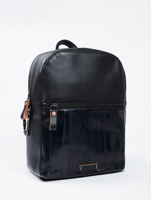 CALVIN KLEIN EXOTIC EEL CAMPUS BACKPACK