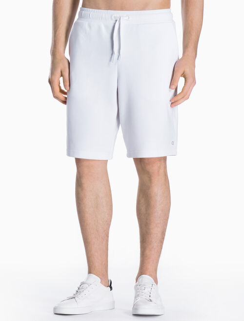 CALVIN KLEIN SWEAT SHORTS WITH DRAWSTRING