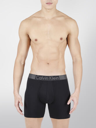 CALVIN KLEIN IRON STRENGTH COTTON TRUNK