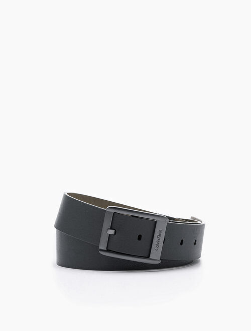CALVIN KLEIN REVERSIBLE BUCKLE 벨트