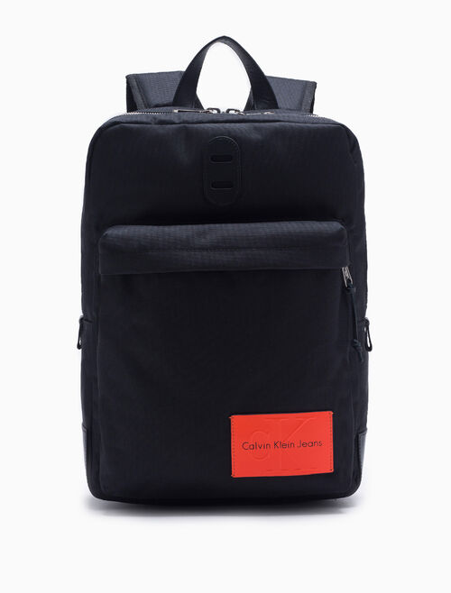CALVIN KLEIN SPORT ESSENTIALS PLUS SQUARE BACKPACK