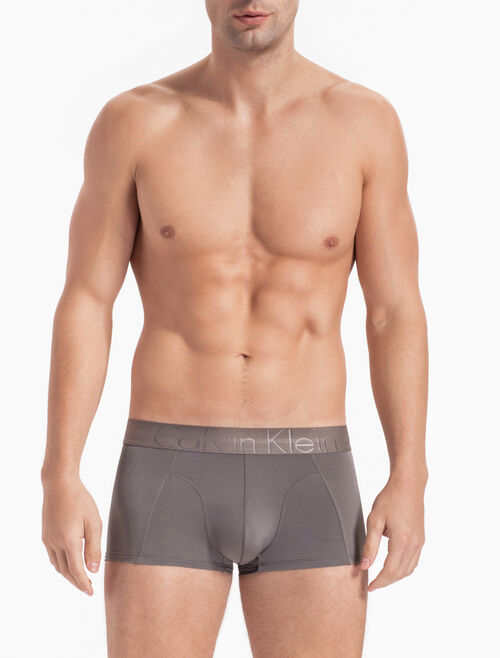 CALVIN KLEIN FOCUSED FIT MICRO 低腰貼身短版四角褲