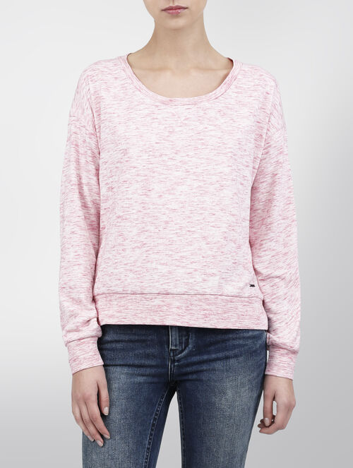 CALVIN KLEIN JULIET PULLOVER SWEAT SHIRT