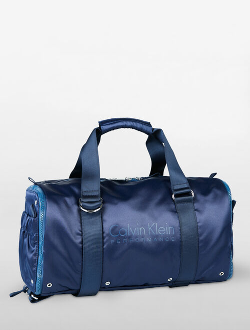 CALVIN KLEIN EXPANDABLE DUFFLE BACKPACK