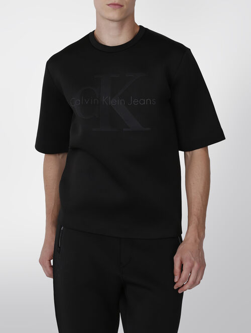 CALVIN KLEIN LIMITED BLACK SERIES BOXY TEE
