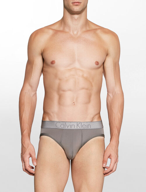 CALVIN KLEIN CUSTOMIZED STRETCH MICRO HIP BRIEF