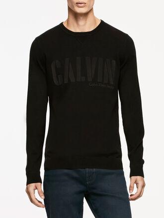 CALVIN KLEIN CADE SWEATER