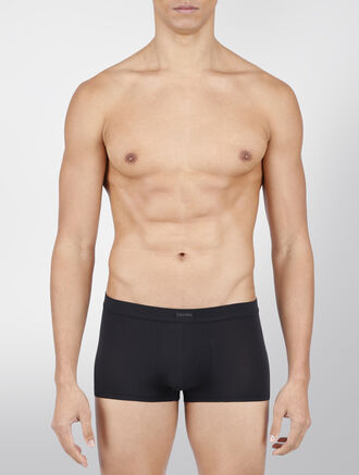 CALVIN KLEIN SILK KNIT LOW RISE TRUNK