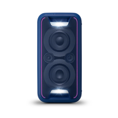 EXTRA BASS High Power Home Audio System with Bluetooth (Blue)