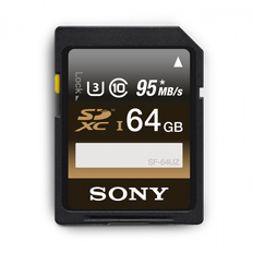 64GB SDHC UHS-1 Class 10 Memory Card UZ Series