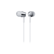 EX150AP In-Ear Headphones (White)