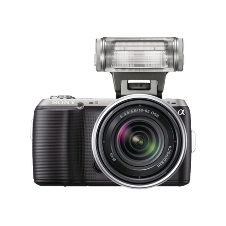 External Flash for NEX Cameras