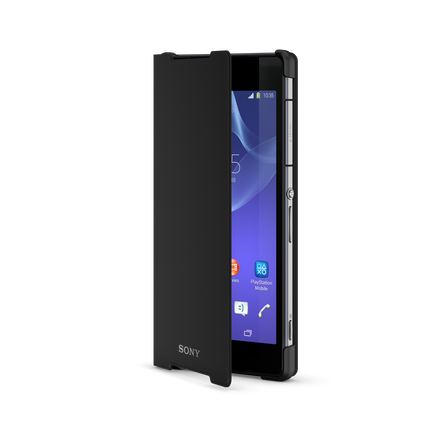 XPERIA Z2 KING CASE BLACK