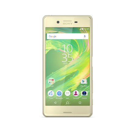 Xperia X Performance (Lime Green)