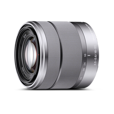 E-Mount 18-55mm F3.5-5.6 OSS Lens