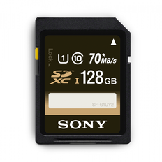 128GB UHS-I Class 10 SDXC/SDHC memory card SF-UY2 Series