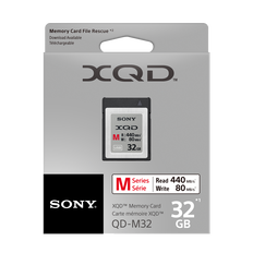 XQD M Series 64GB Memory Card