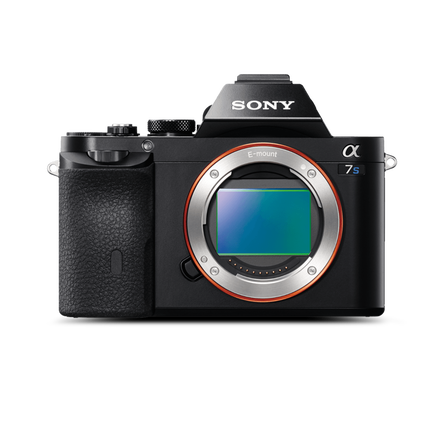 a7S Digital E-Mount Camera with Full Frame Sensor