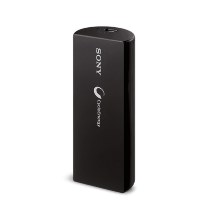 Portable USB Charger 3000mAH (Black)