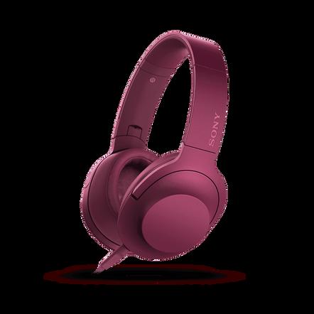 h.ear on Headphones (Pink)