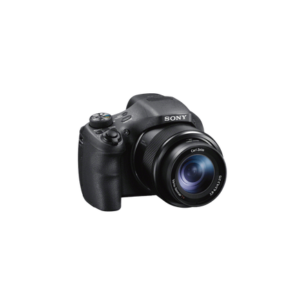 HX300 Camera with 50x Optical Zoom